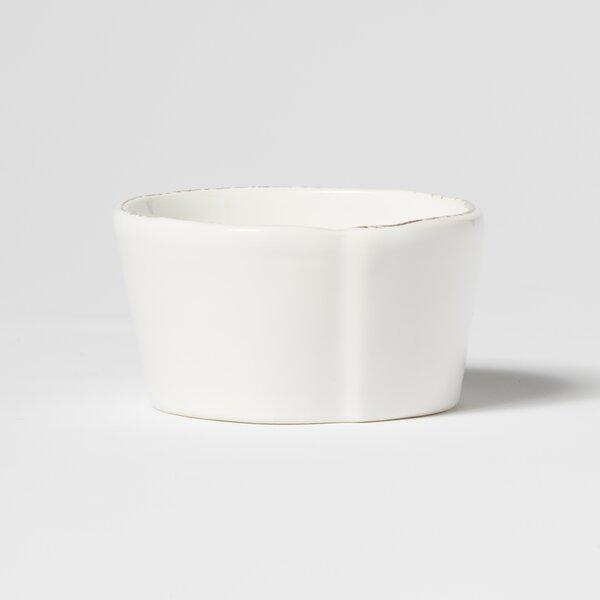 Lastra Holiday Dessert Bowl by VIETRI