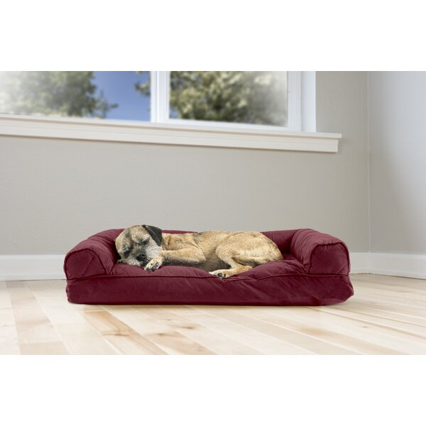 Charmaine Deluxe Dog Bolster by Archie & Oscar