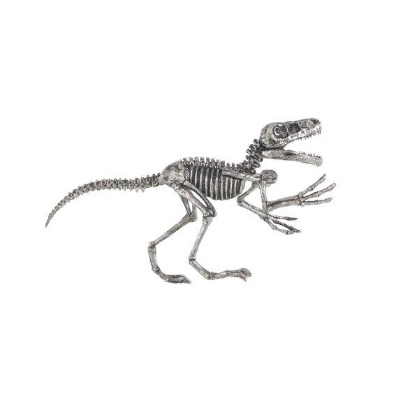Gabler Modern Dinosaur Skeleton Figurine by Zoomie Kids