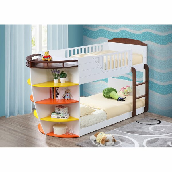 Corbett Twin over Twin Bunk Bed by Isabelle & Max