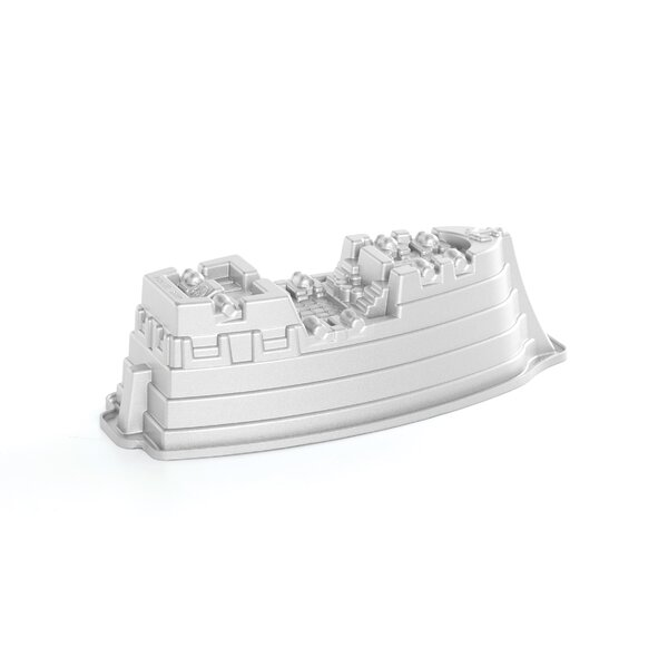 Non-Stick Novelty Pirate Ship Cake Pan by Nordic Ware
