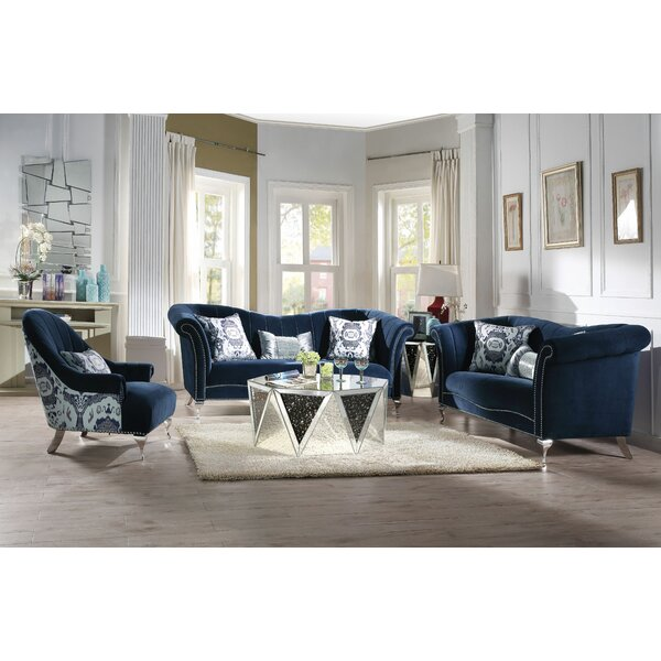 Reynolds Configurable Living Room Set by Everly Quinn