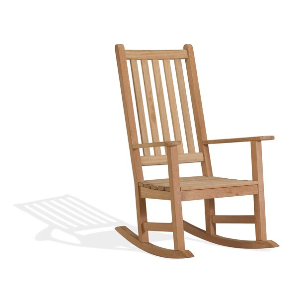 Murtagh Rocking Chair by Beachcrest Home