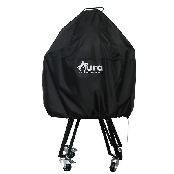 Resistant Kamado Grill Cover by Aura Outdoor Products