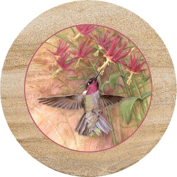 Winged Jewel Trivet by Thirstystone