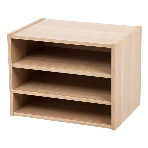 Stack Box with Shelves by IRIS USA, Inc.