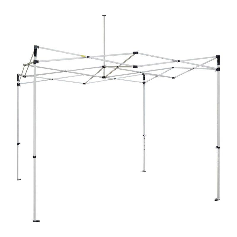 Titanshade 10 Ft. W x 10 Ft. D Steel Pop-Up Canopy