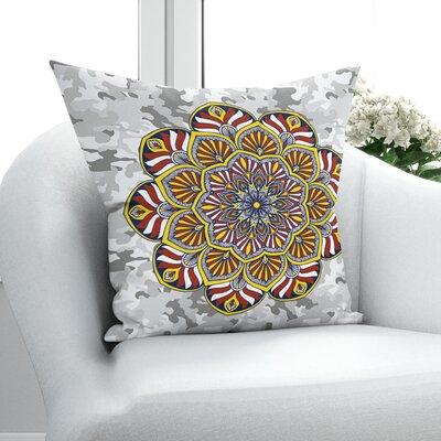 Rawles Geometric 20 Throw Pillow in
