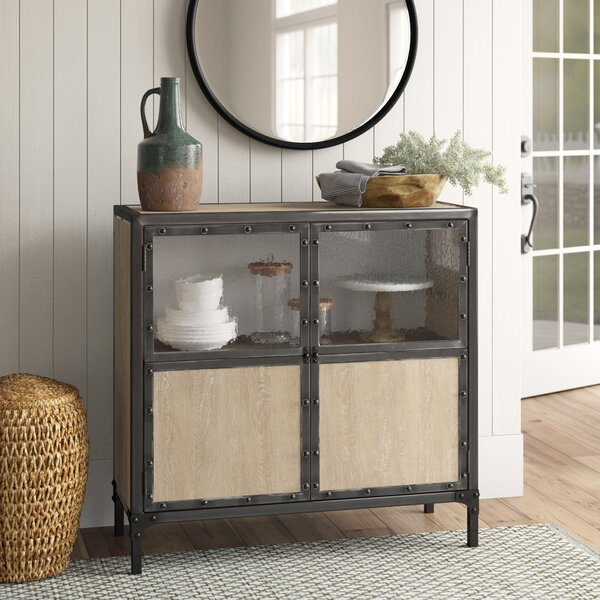 Remy 2 Doors Accent Cabinet by Laurel Foundry Modern Farmhouse