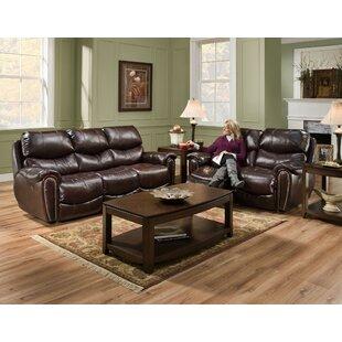 Carolina Reclining Configurable Living Room Set Red Barrel Studio