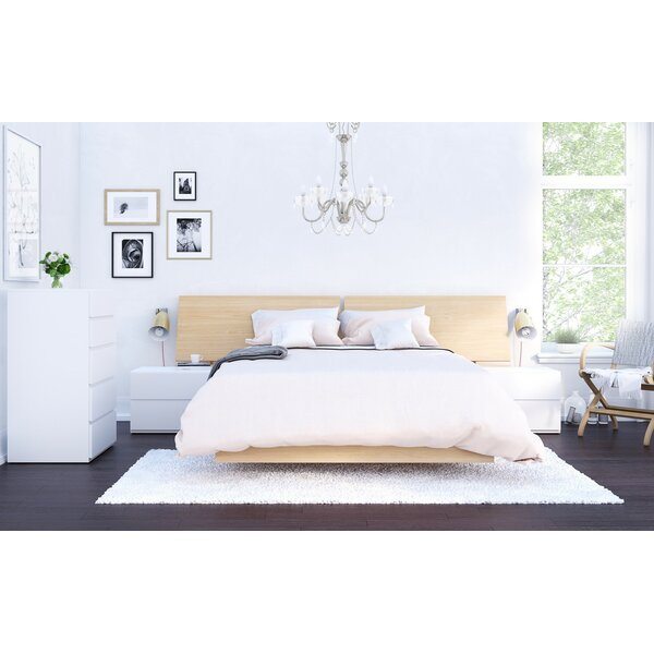 Eton Platform 4 Piece Bedroom Set by Wrought Studio Wrought Studio