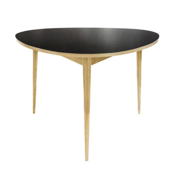 Max Bill Form Dining Table by Wohnbadarf