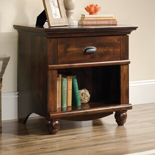 Pinellas 1 Drawer Night Stand by Beachcrest Home