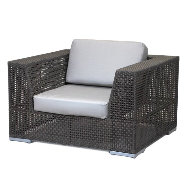 Soho Patio Chair with Cushions by Hospitality Rattan
