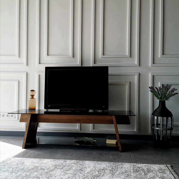 Nieman Solid Wood TV Stand for TVs up to 70