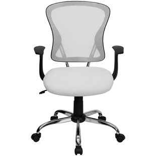 Lovely White Office Chairs