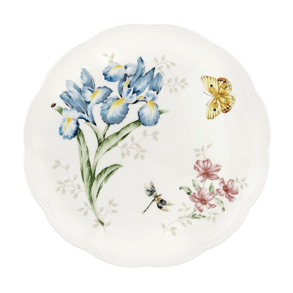 Butterfly Meadow 10.75 Dinner Plate (Set of 4) by Lenox