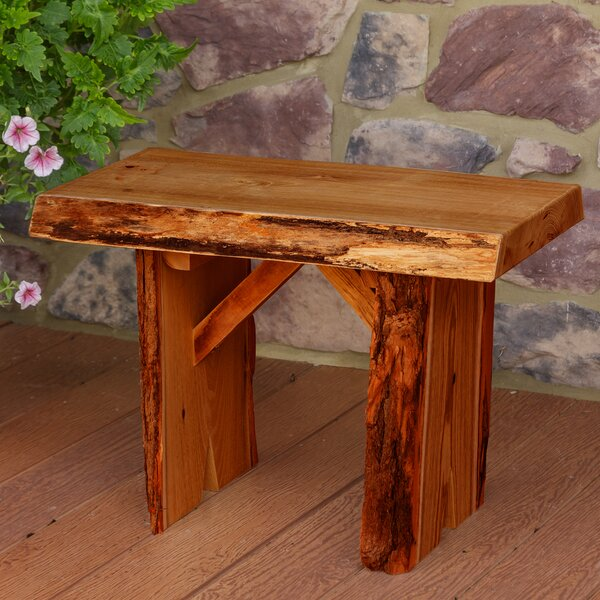 Annabel Wildwood Garden Stool by Loon Peak