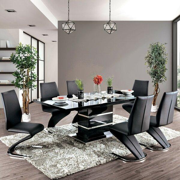 Reitman Extendable Dining Table by Orren Ellis Orren Ellis