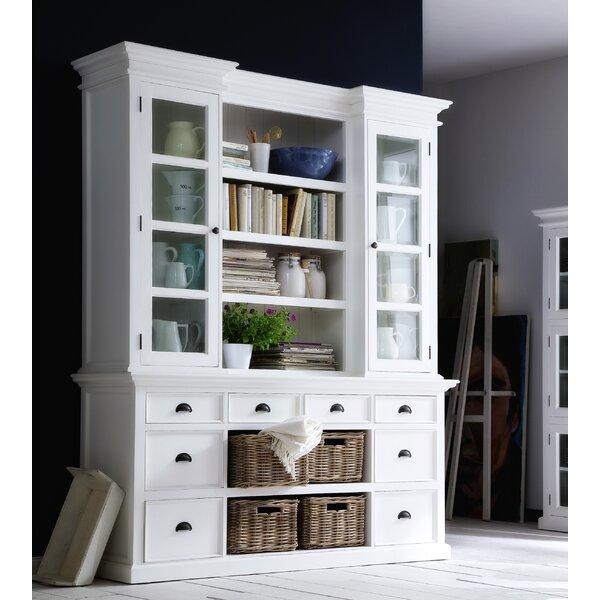 Amityville Standard Bookcase by Beachcrest Home| @ $2,908.00