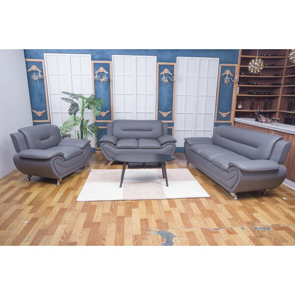 Minner 2 Piece Living Room Set