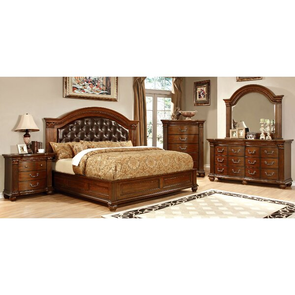 Pugh Upholstered Standard Bed by Astoria Grand