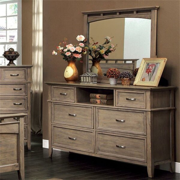 Elianna 6 Drawer Dresser by Foundry Select
