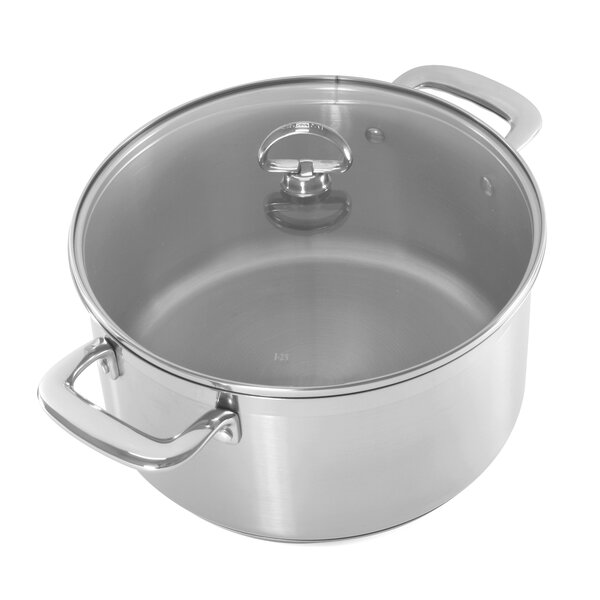 Induction 21 Steel™ 6-qt. Round Casserole by Chantal