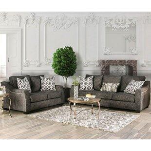 Daris 2 Piece Standard Living Room Set by Red Barrel Studio®