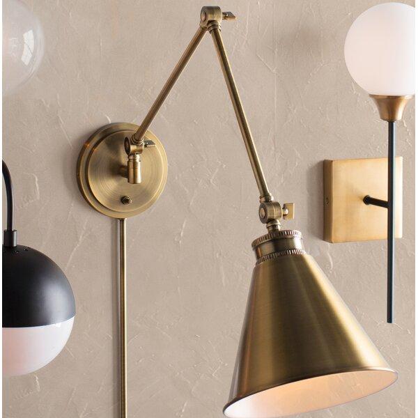 Ridgemont Swing Arm Lamp by Trent Austin Design