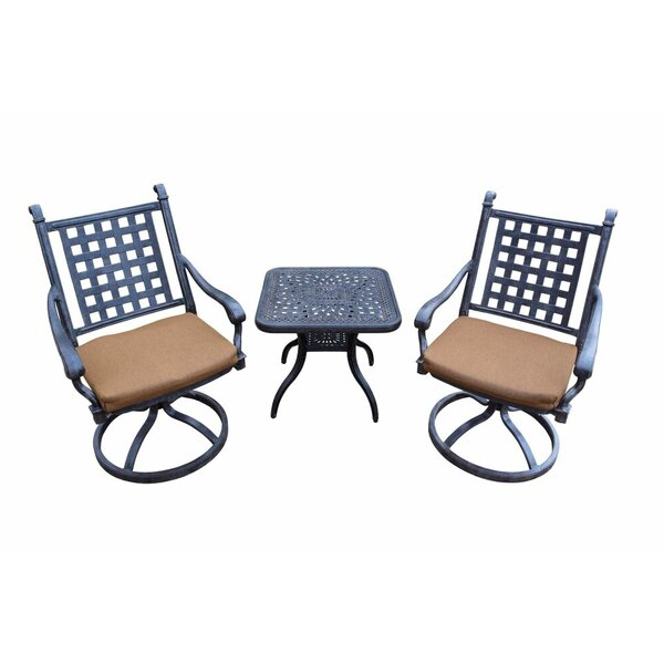 Arness 6 Piece Lounge Set and Bistro Set by Darby Home Co