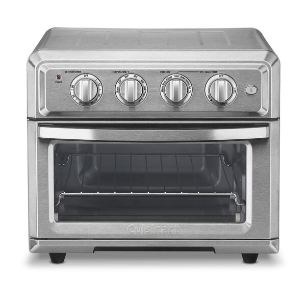 Air Fryer Toaster Oven By Cuisinart.
