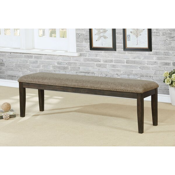 Duffey Dining Upholstered Bench By Gracie Oaks