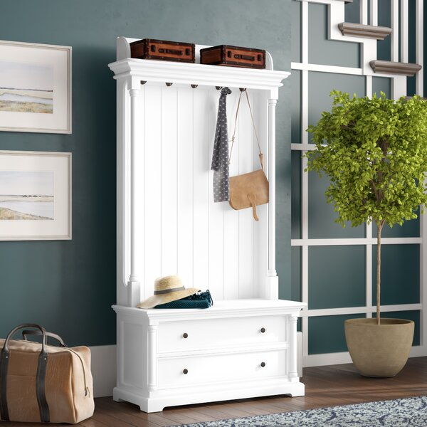 Westmont Entryway Hall Tree by Darby Home Co