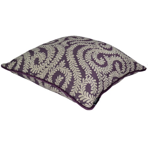 Little Leaf Outdoor Square Pillow Cover