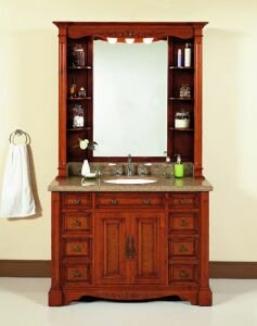 Neomi 48 Single Bathroom Vanity Set