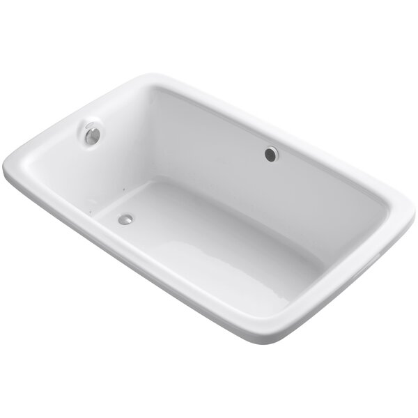 Bancroft 66 x 42 Air Bathtub by Kohler