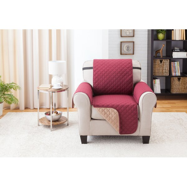 Home Solutions Box Cushion Armchair Slipcover by Couch Guard