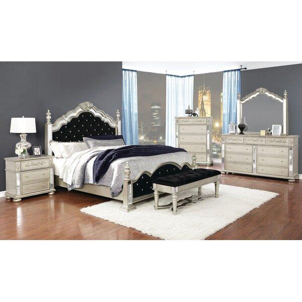 Heidi Configurable Bedroom Set by Rosdorf Park