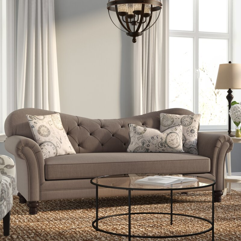Save 66 Off Remmie Stationary Sofa By Ophelia Amp Co