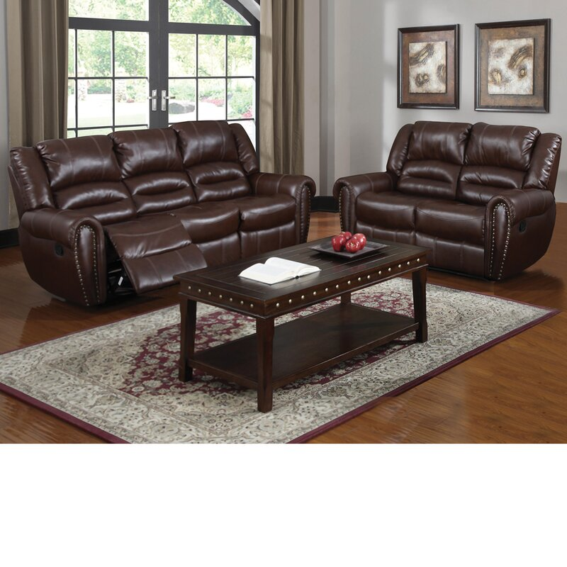 Alcott hill geoffrey 2 piece living room set for Living room 5 piece sets