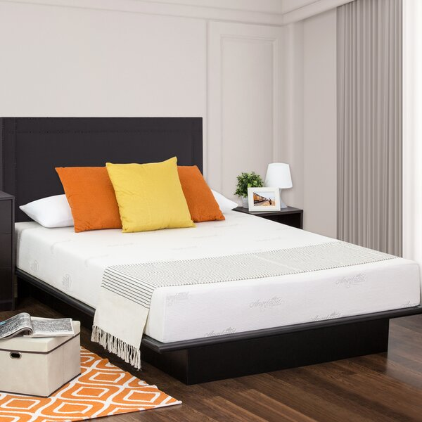 8 Firm Gel Memory Foam Mattress by Alwyn Home