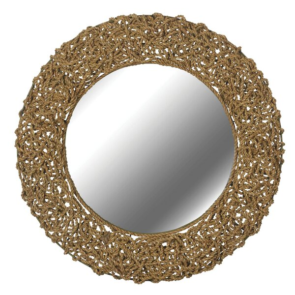 Joya Accent Mirror by Beachcrest Home