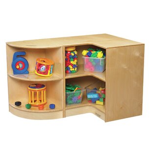 2 Compartment Shelving Unit By Childcraft