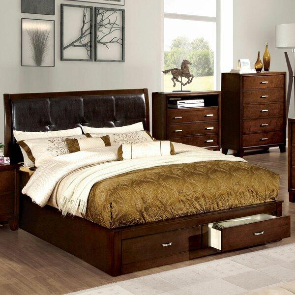 Lauria Upholstered Storage Platform Bed by Red Barrel Studio