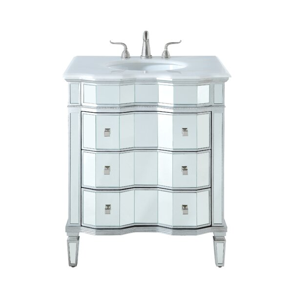 Jiya 30 Single Bathroom Vanity Set by Willa Arlo Interiors