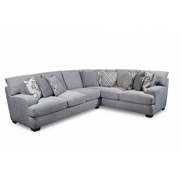 Miltenberger Sectional by Red Barrel Studio