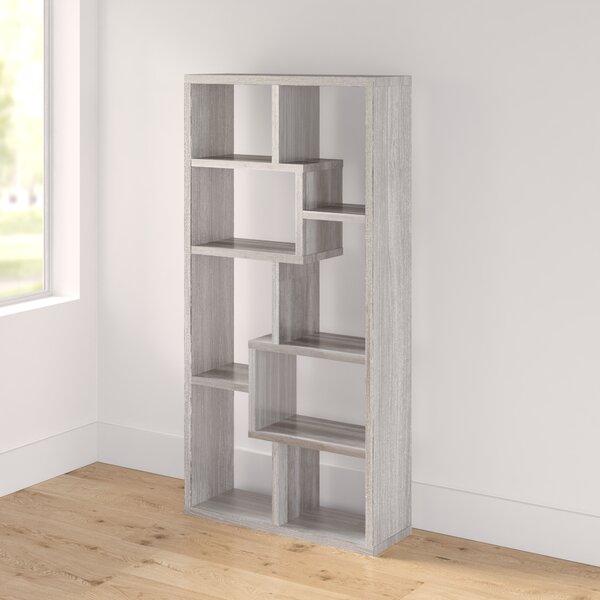 Flavius Geometric Bookcase By Corrigan Studio