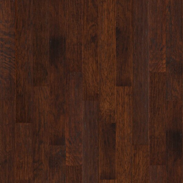 Portland 5 Engineered Hickory Hardwood Flooring in Sumrall by Shaw Floors