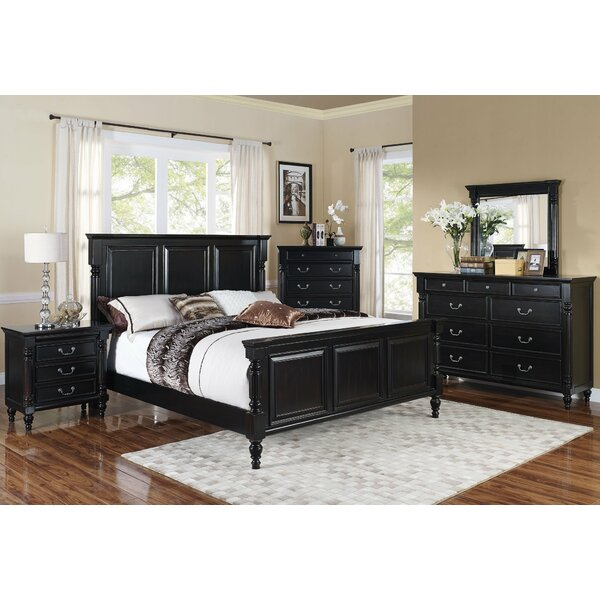 Marita Platform Configurable Bedroom Set by Darby Home Co